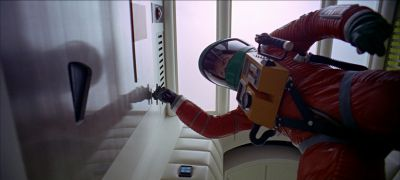 Still from 2001: A Space Odyssey (1968) that has been tagged with: clean single
