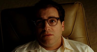 Still from A Serious Man (2009) that has been tagged with: top-down