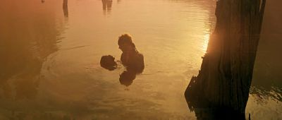 Still from Apocalypse Now (1979) that has been tagged with: lake