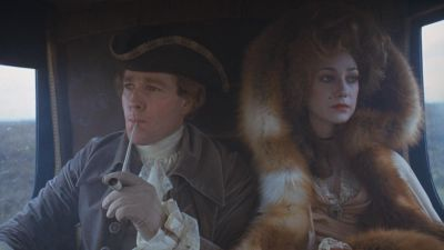 Still from Barry Lyndon (1975) that has been tagged with: smoking