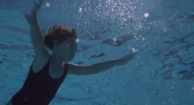 Still from Being John Malkovich (1999) that has been tagged with: underwater