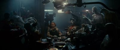 Still from Blade Runner (1982) that has been tagged with: group-shot