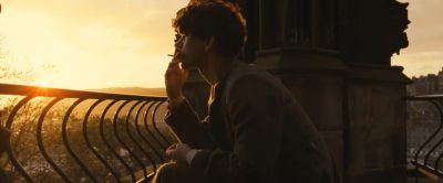 Still from Cloud Atlas (2012) that has been tagged with: smoking