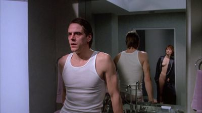 Still from Dead Ringers (1988) that has been tagged with: mirror