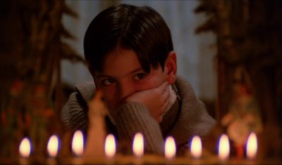Still from Fanny and Alexander (1982) that has been tagged with: candlelight