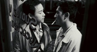 Still from Happy Together (1997) that has been tagged with: smoking