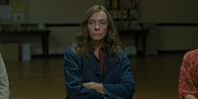 Still from Hereditary (2018) that has been tagged with: medium shot