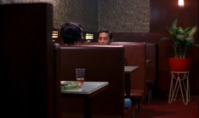 Still from In the Mood For Love (2000) that has been tagged with: restaurant