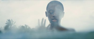 Still from Moonlight (2016) that has been tagged with: underwater