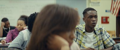Still from Moonlight (2016) that has been tagged with: classroom