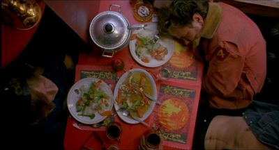 Still from My Own Private Idaho (1991) that has been tagged with: restaurant