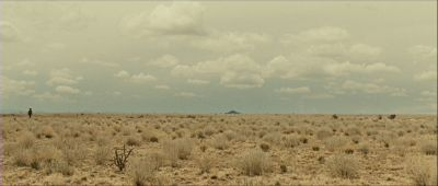 Still from No Country For Old Men (2007) that has been tagged with: horizon