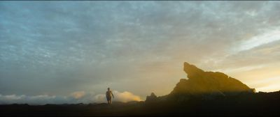 Still from Oblivion (2013) that has been tagged with: horizon