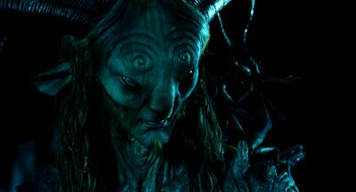 Still from Pan's Labyrinth (2006) that has been tagged with: medium close-up