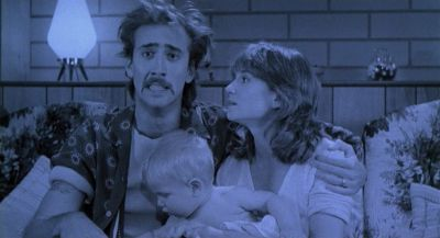 Still from Raising Arizona (1987) that has been tagged with: photo