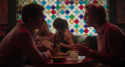 Still from Ruby Sparks (2012) that has been tagged with: restaurant