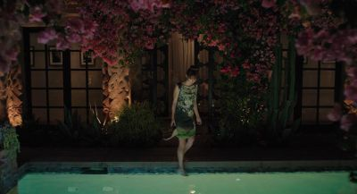 Still from Ruby Sparks (2012) that has been tagged with: flowers