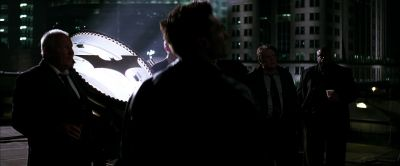 Still from The Dark Knight (2008) that has been tagged with: group-shot