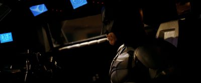 Still from The Dark Knight (2008) that has been tagged with: medium close-up