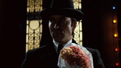 Still from The Godfather (1972) that has been tagged with: flowers