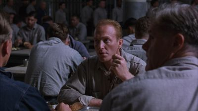 Still from The Shawshank Redemption (1994) that has been tagged with: prison